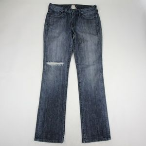 Lucky Brand Women's Classic Rider Jeans Size 4 Dar